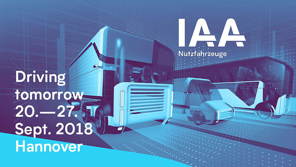 IAA Commercial Vehicles 2018 brand