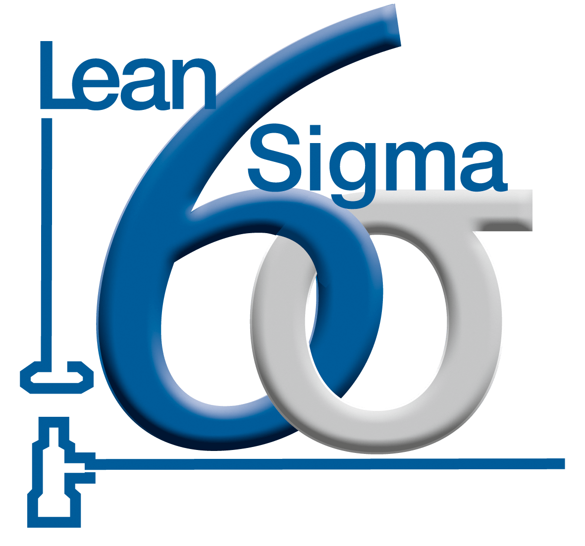 Lean Six Sigma sign